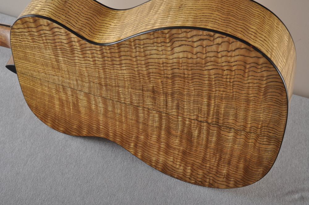 Martin Custom OM Style 18 Adirondack Tamo Ash #2305145 - Side Angle