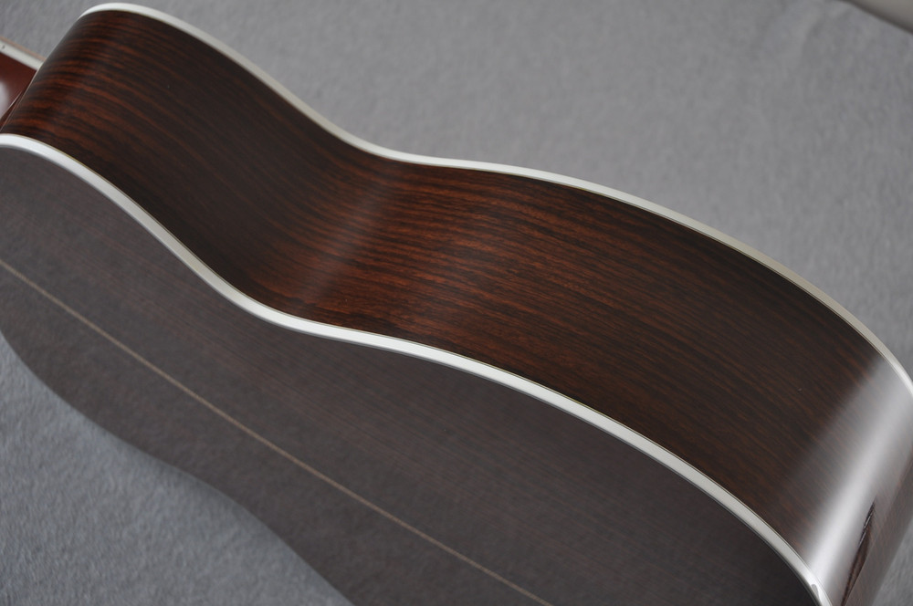 2012 Martin J-40 Jumbo Acoustic Guitar #1607074 - Side