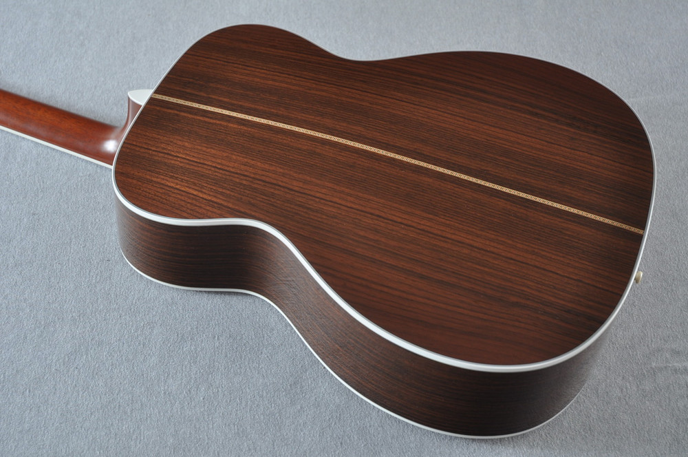 2012 Martin J-40 Jumbo Acoustic Guitar #1607074 - Back