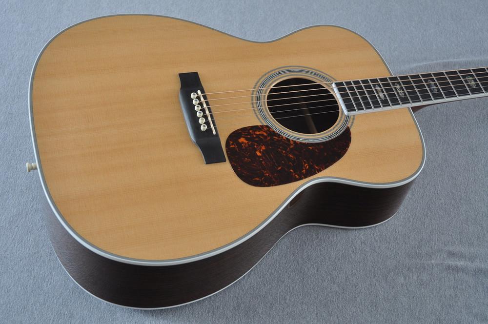 2012 Martin J-40 Jumbo Acoustic Guitar #1607074 - Beauty