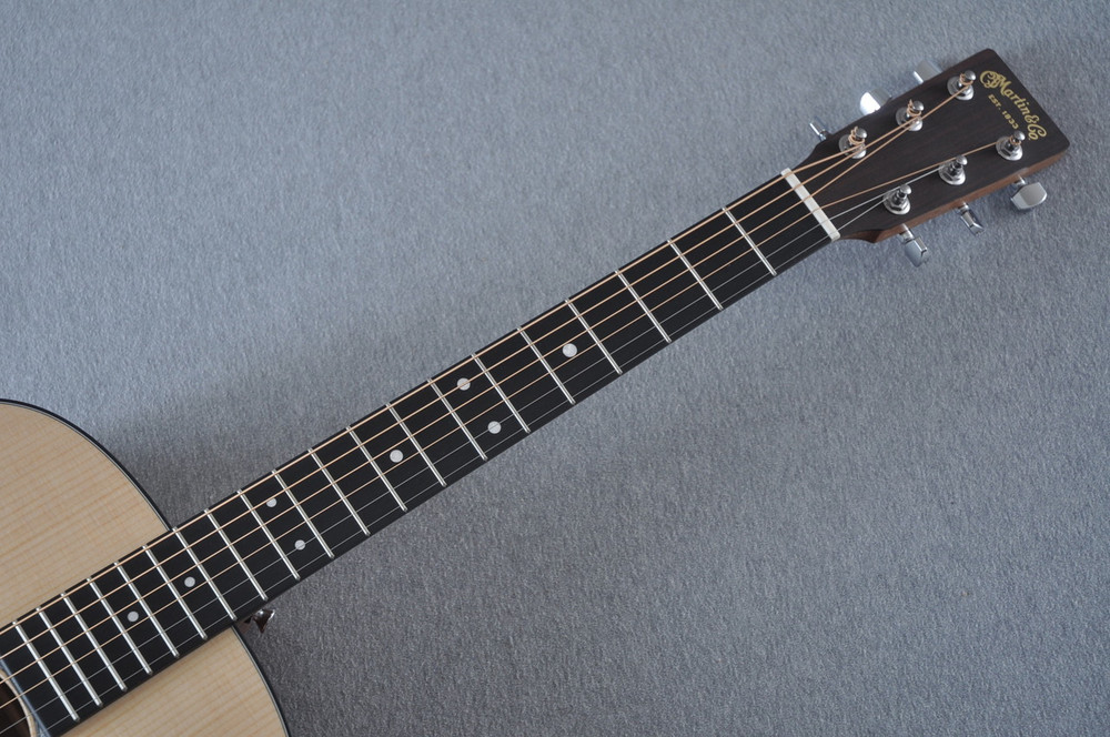 Martin Road Series - Acoustic Electric Guitar - D-10E - 2260546 - View 5