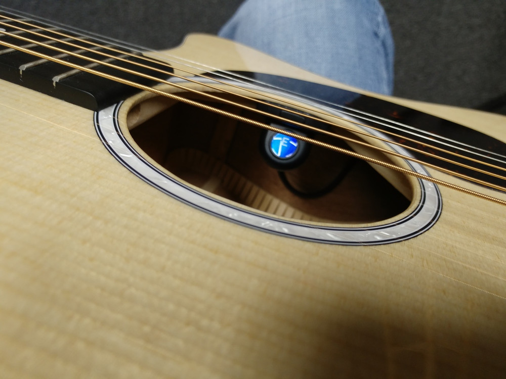 Martin Road Series - Acoustic Electric Guitar - D-10E - 2260546 - View 2