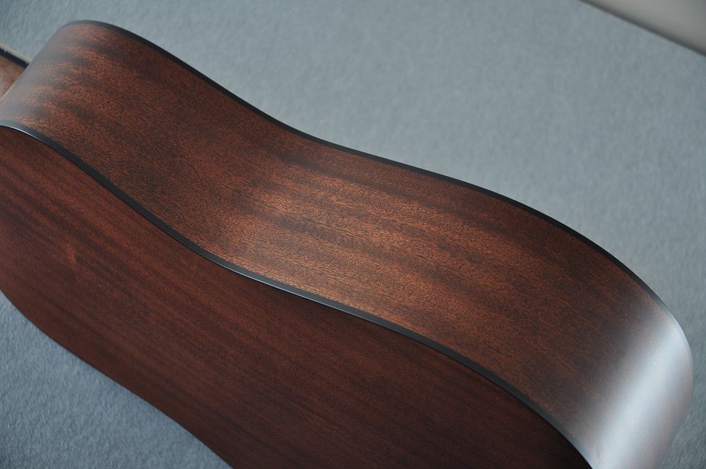 Martin Road Series - Acoustic Electric Guitar - D-10E - 2260546 - View 8