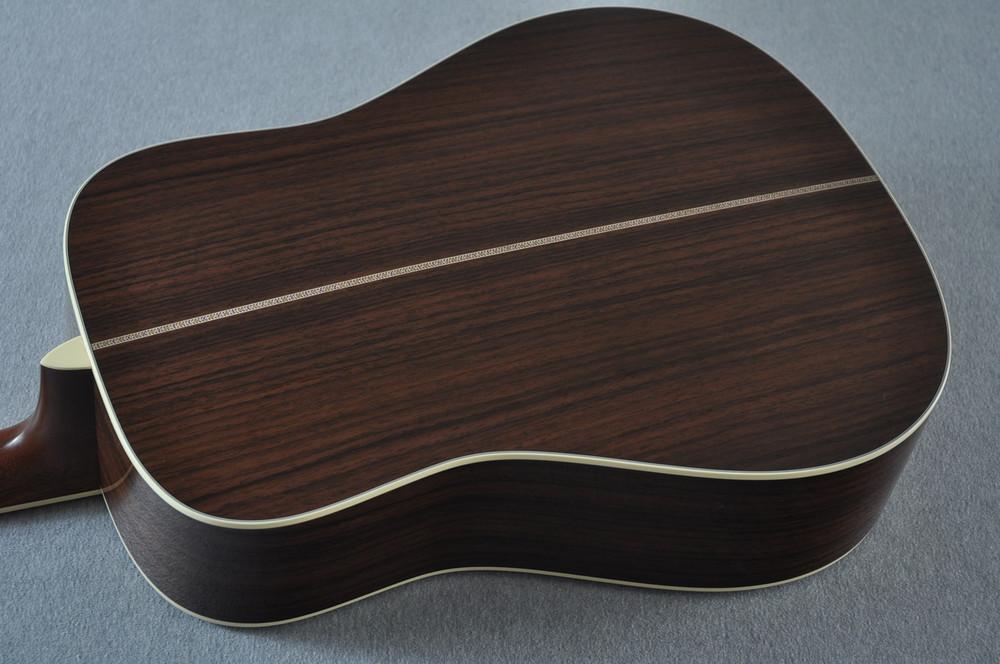 Martin D-41 (2018) Standard 1935 Sunburst Acoustic Guitar #2193531 - Back Angle