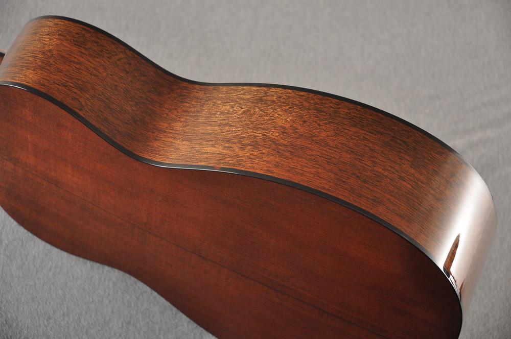 Martin Custom 00 Style 18 Adirondack Spruce Sunburst Acoustic #2260974 - Side