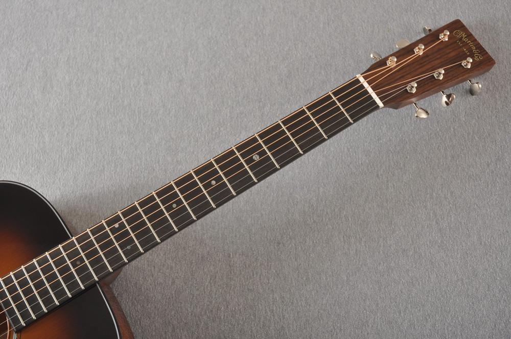 Martin Custom 00 Style 18 Adirondack Spruce Sunburst Acoustic #2260974 - Neck