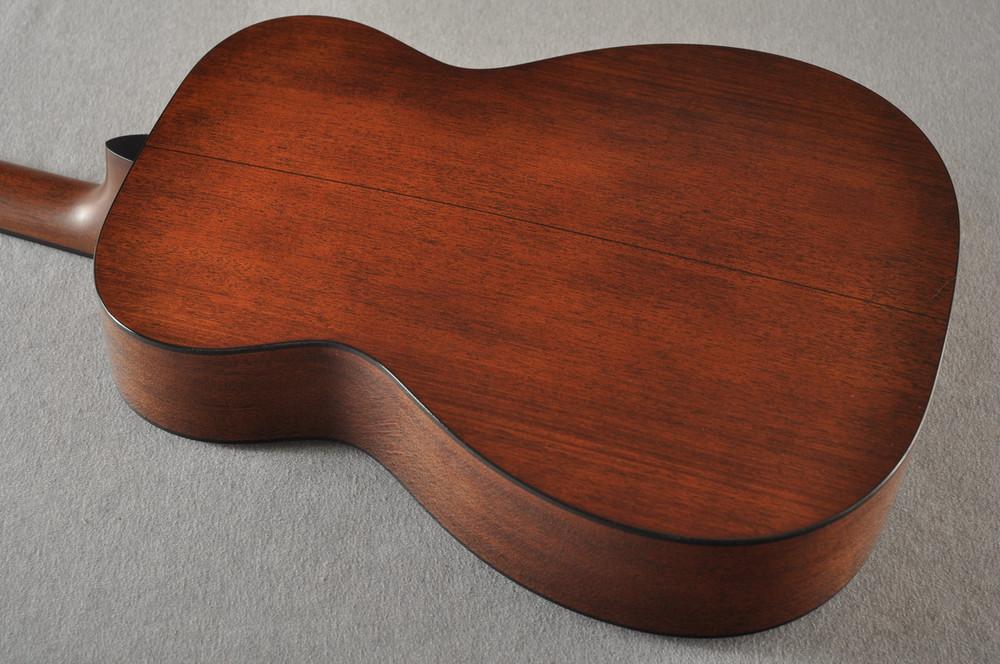 Martin Custom 00 Style 18 Adirondack Spruce Ambertone Acoustic #2260971 - Back Angle