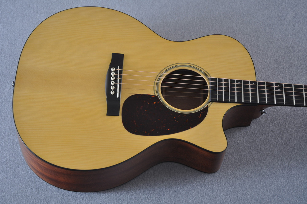 Martin Custom Shop GPCPA4 Adirondack #2193584 - Top