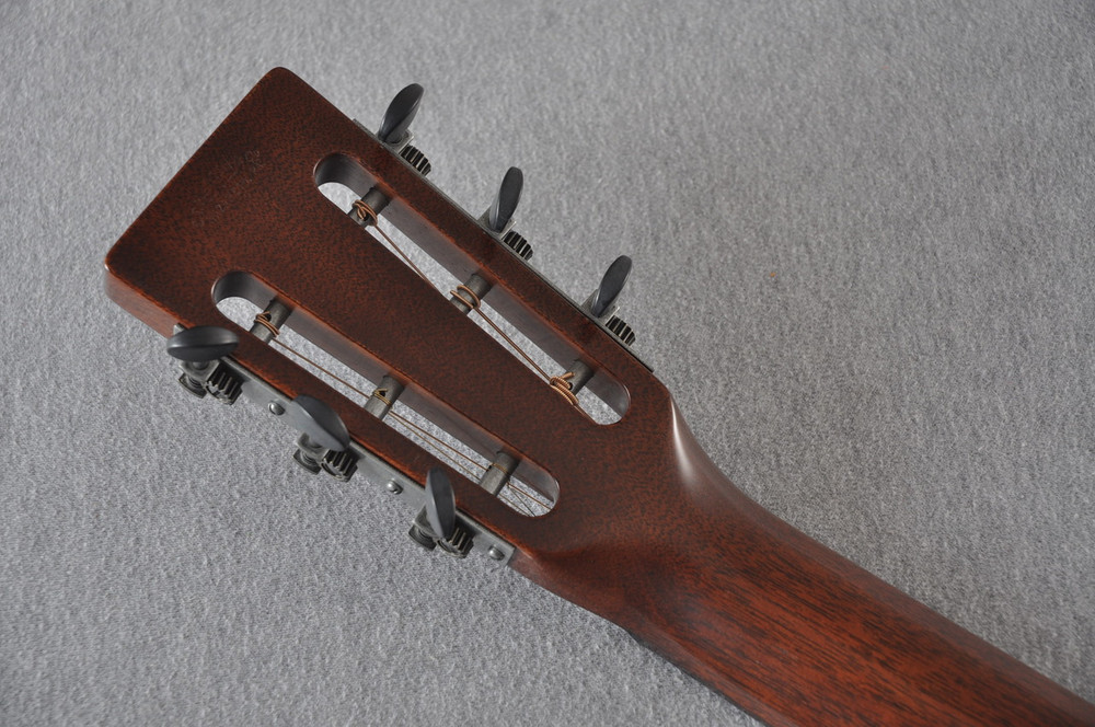 Martin 00-17 Authentic 1931 Acoustic Guitar #2191195 - Back Headstock