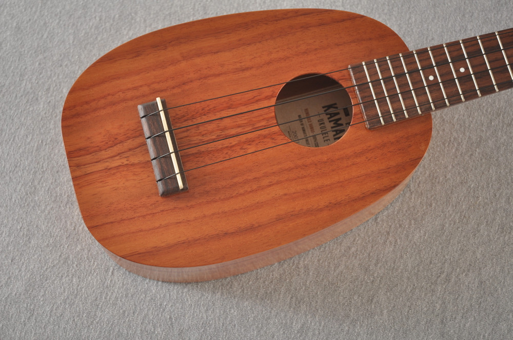 Kamaka Pineapple Ukulele Made in Hawaii - HP-1 Solid Koa- 200716