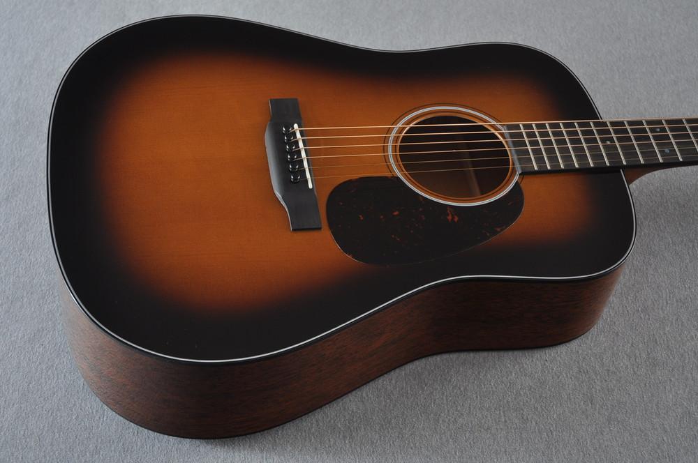 Martin Custom 18 Style Dreadnought Adi Sunburst Guitar #2193568 - Beauty