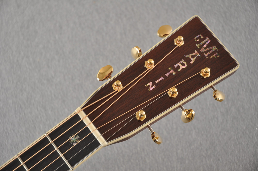 Martin D-42 For Sale - Acoustic Guitar - Dreadnought - #2264225 - Headstock