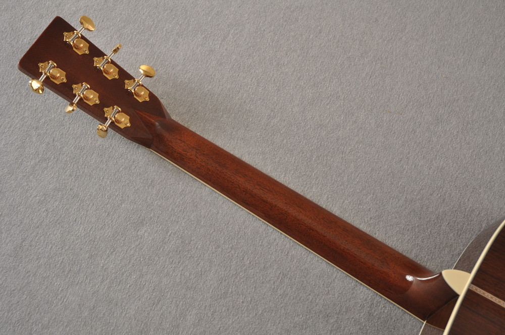 Martin D-42 For Sale - Acoustic Guitar - Dreadnought - #2264225 - Back Neck