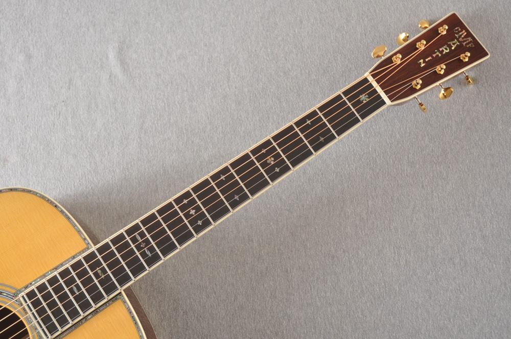 Martin D-42 For Sale - Acoustic Guitar - Dreadnought - #2264225 - Neck