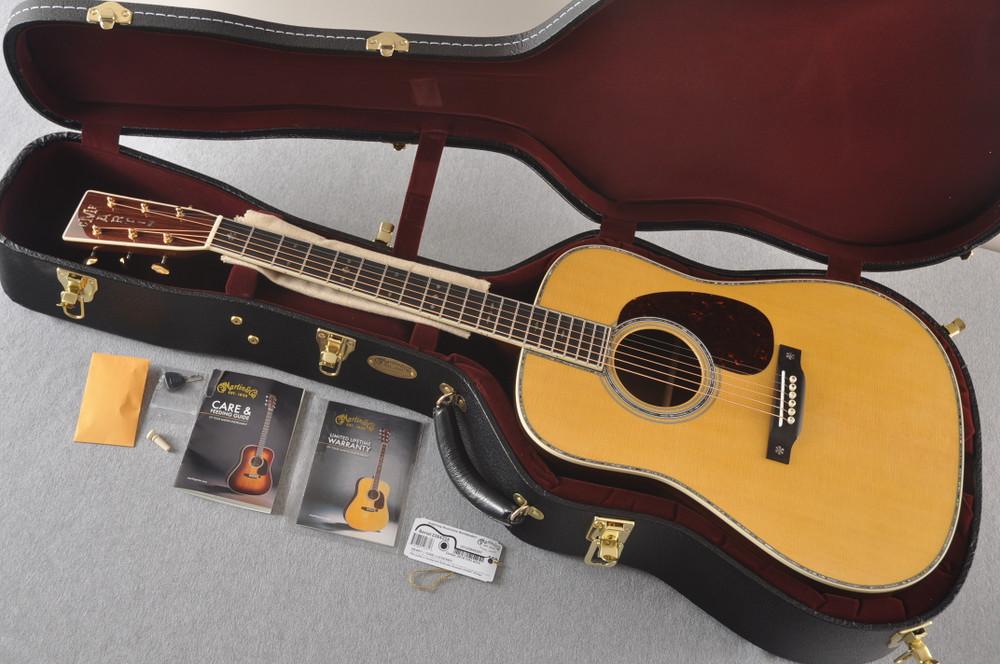 Martin D-42 For Sale - Acoustic Guitar - Dreadnought - #2264225 - Case