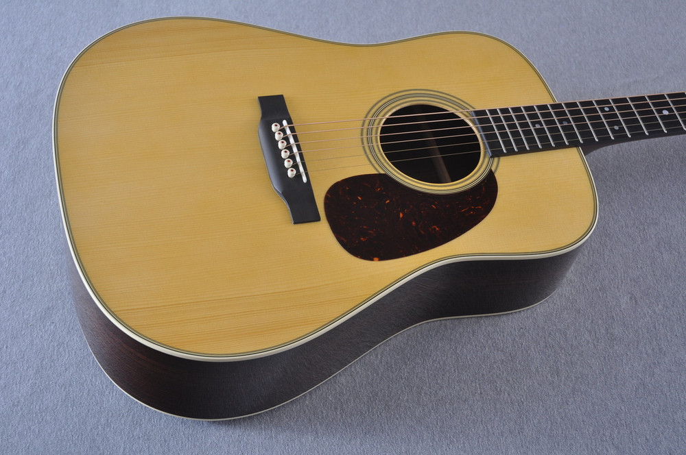 Martin Custom Shop D-28 Adirondack Acoustic Guitar #2202946 - Beauty
