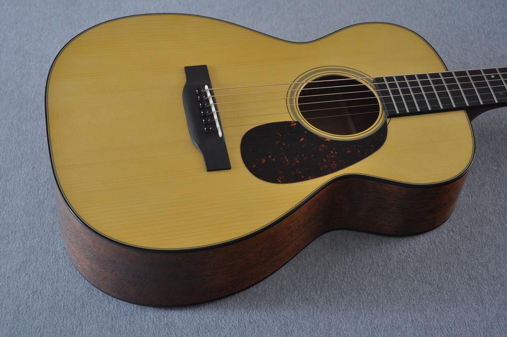 Martin Custom Shop 0-18 Adirondack Spruce Acoustic Guitar #2207085 - Beauty