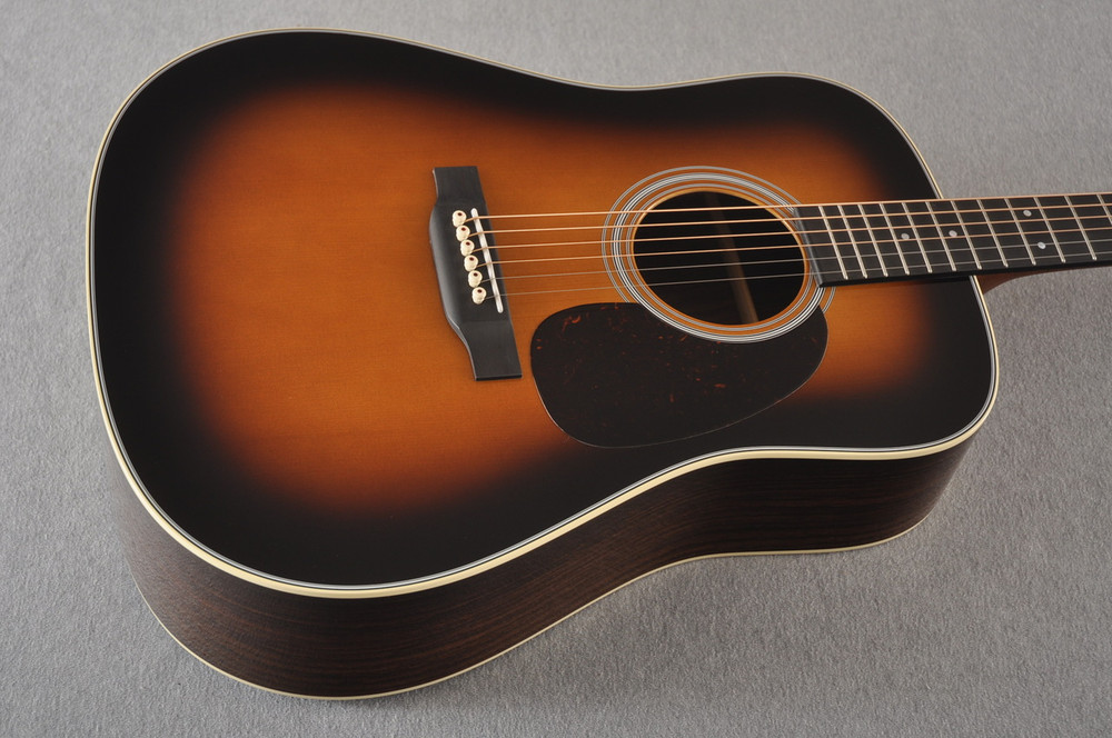 Martin Custom Dreadnought Style-28 Adirondack Vintage Sunburst #2260964 - Beauty