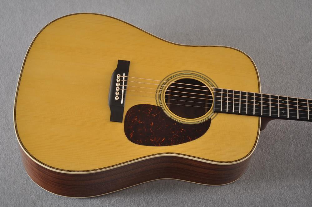 Martin Custom HD Style 28 Adi GE Wild Indian Rosewood #2305144 - Top