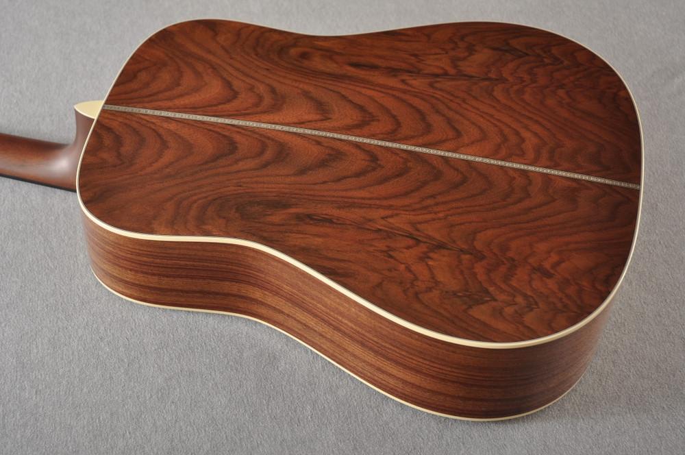 Martin Custom HD Style 28 Adi GE Wild Indian Rosewood #2305144 - Back Angle