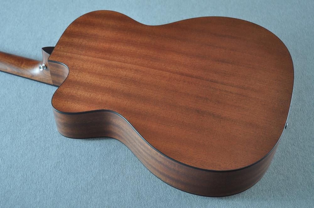 Martin Custom Shop OMCPA4 Adirondack Fishman F1 Analog #2193590 - Back Angle