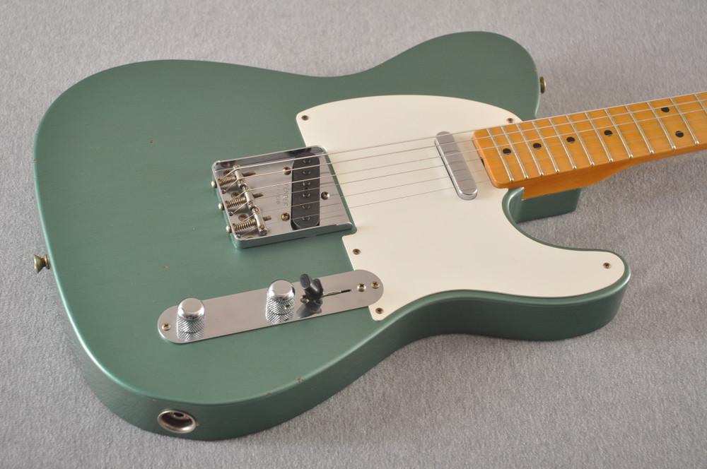 Fender Custom Shop 1956 Telecaster Relic Sherwood Green NAMM