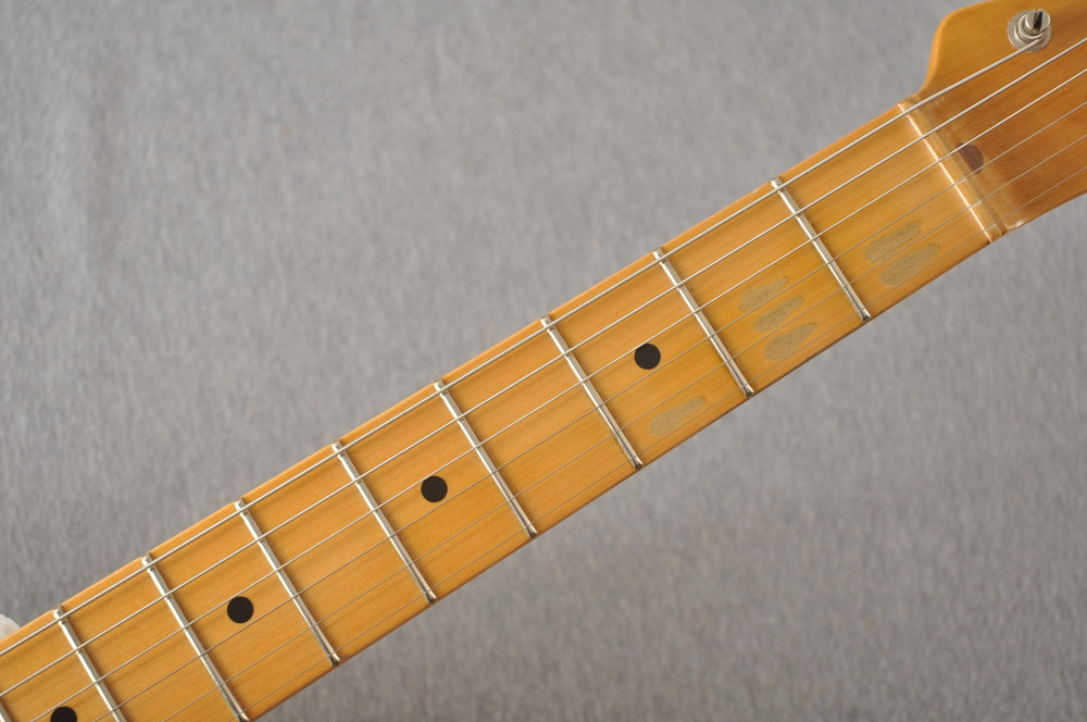 Fender Custom Shop 1956 Telecaster Relic Sherwood Green NAMM - View 9