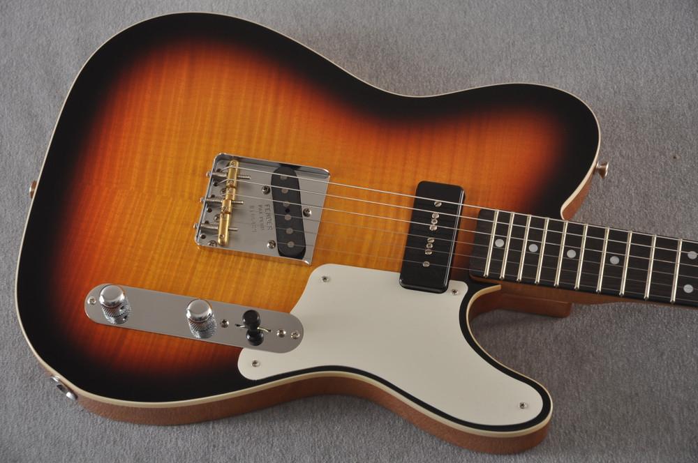 Fender Custom Shop Telecaster Flame Maple P90 Very Light 6.8 lbs - View 5