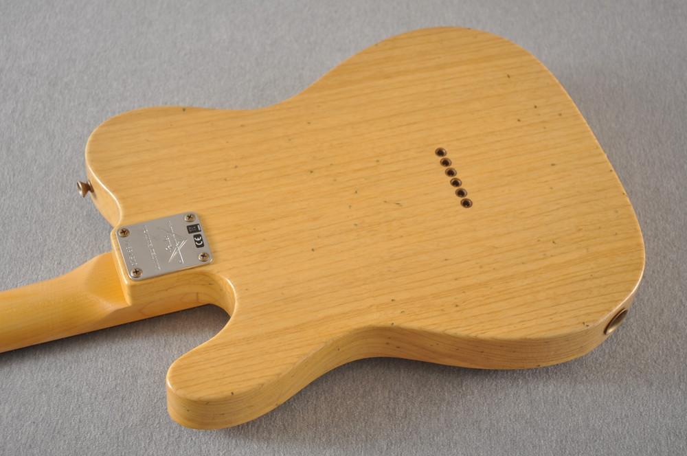 Fender 70's Telecaster Custom Relic Ltd Edition CuNiFe Humbucker - View 8