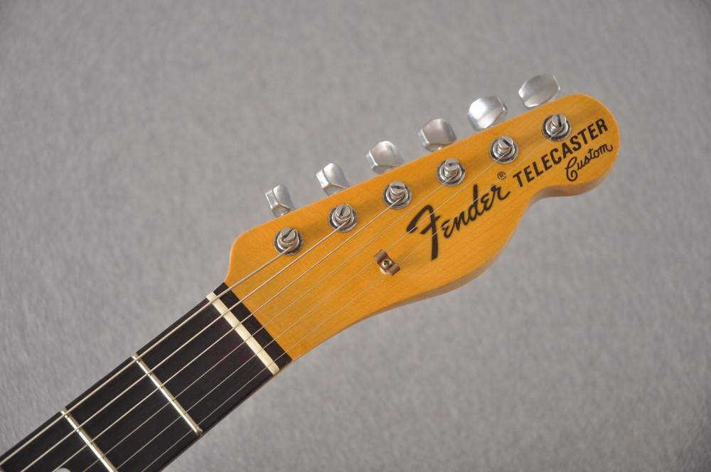 Fender 70's Telecaster Custom Relic Ltd Edition CuNiFe Humbucker - View 4