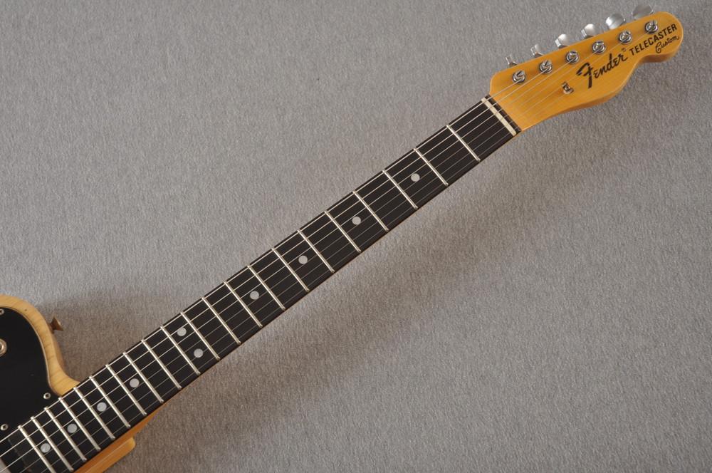 Fender 70's Telecaster Custom Relic Ltd Edition CuNiFe Humbucker - View 12