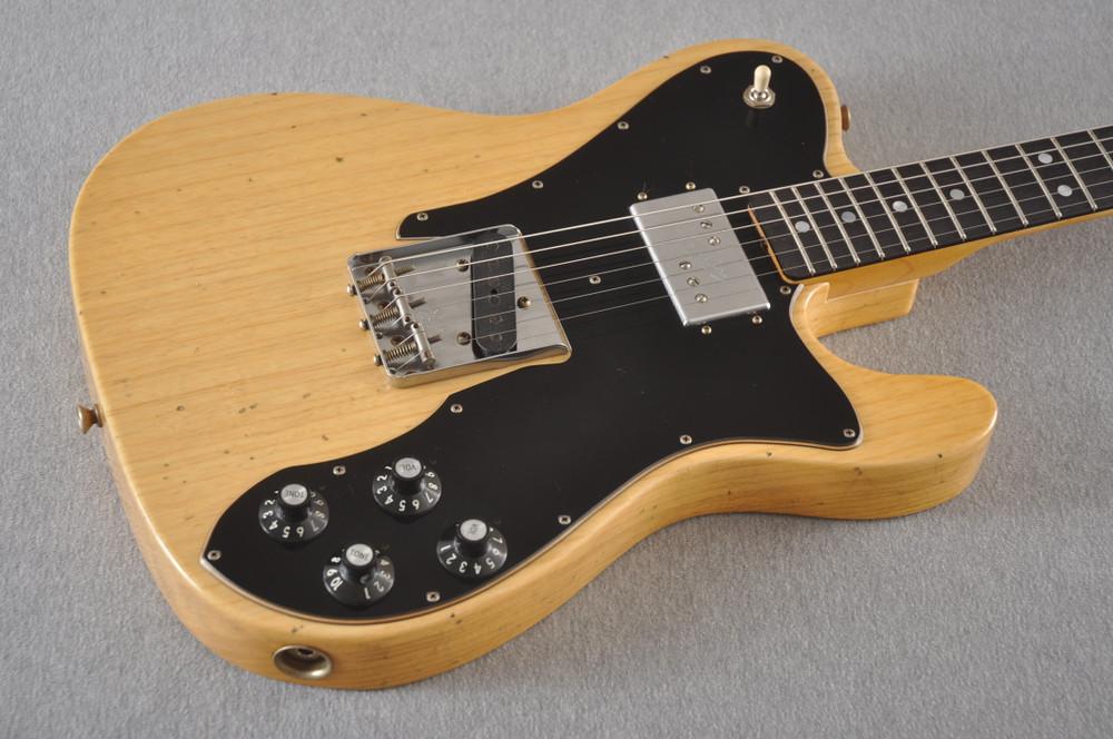 Fender 70's Telecaster Custom Relic Ltd Edition CuNiFe Humbucker