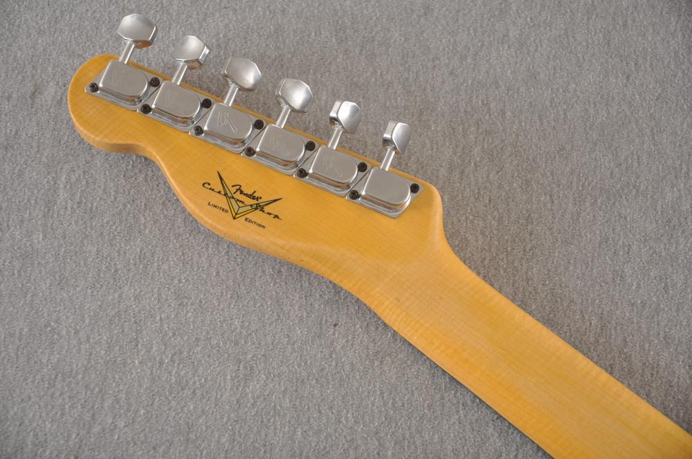 Fender 70's Telecaster Custom Relic Ltd Edition CuNiFe Humbucker - View 10