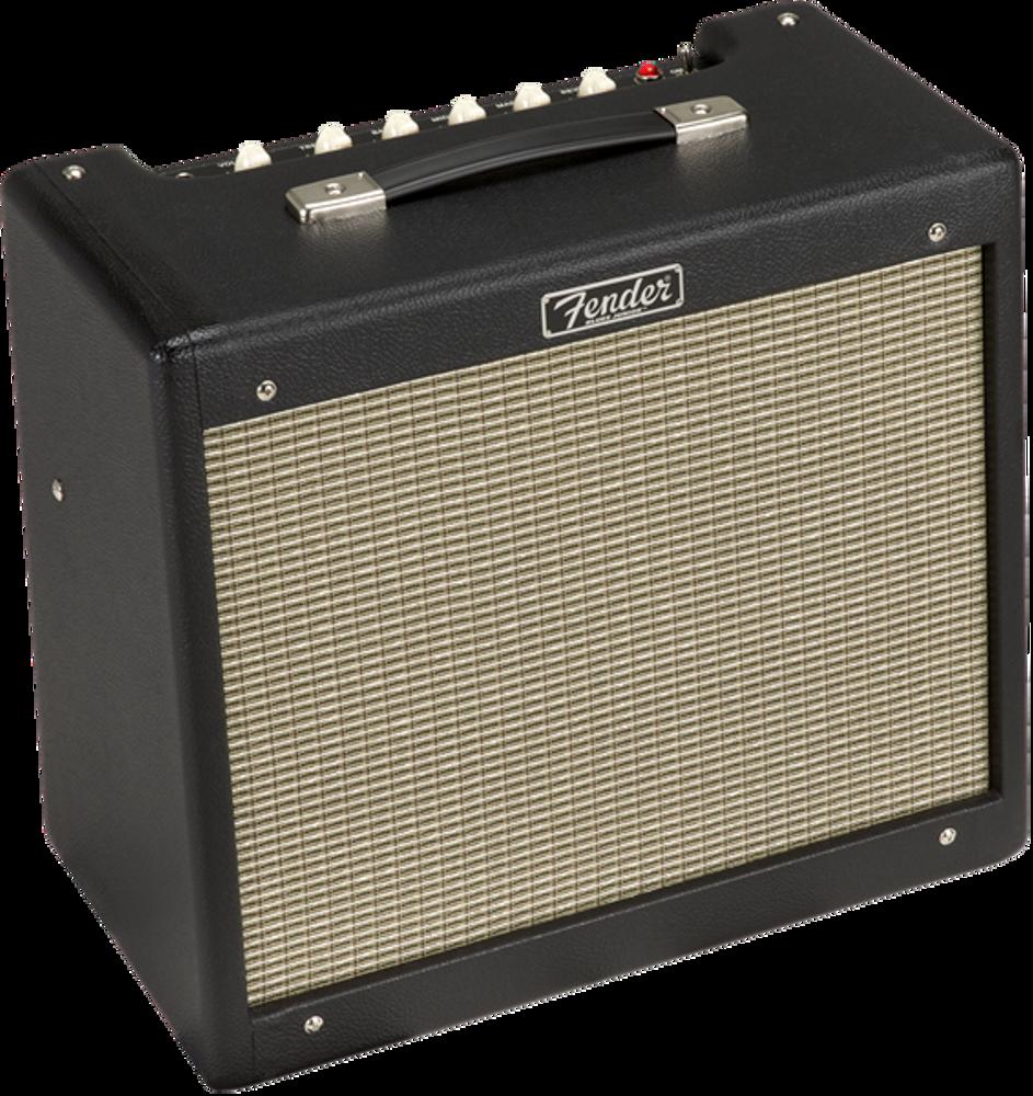 Fender Blues Junior Amp - 15 Watt Tube Amplifier - Blues Jr IV