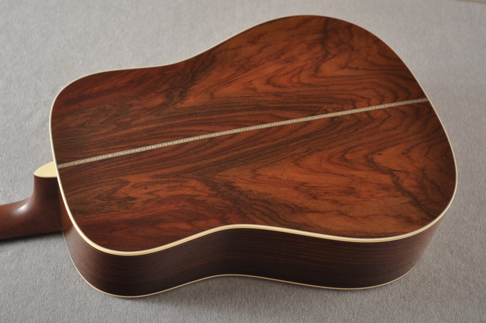 Martin Custom HD Style 28 Adi Wild Indian Rosewood Burst #2305131 - Back