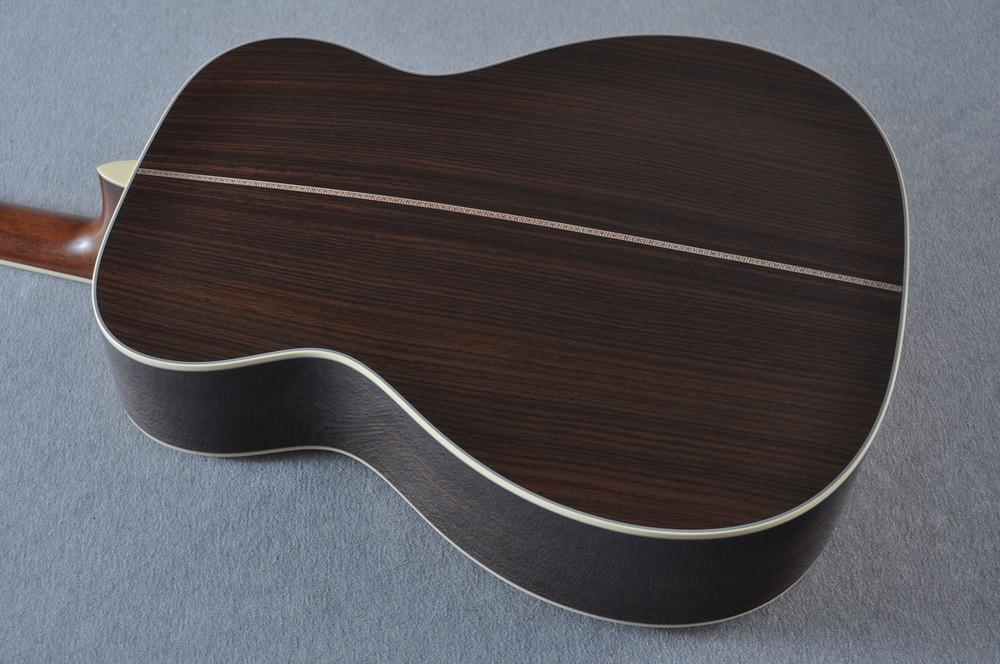 Martin J-40 (2018) Standard Acoustic Guitar #2227279 - Back