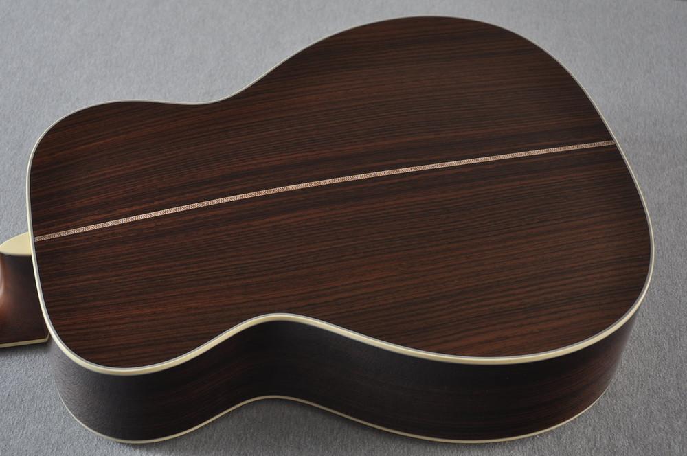 Martin J-40 (2018) Standard Acoustic Guitar #2227279 - Back Angle