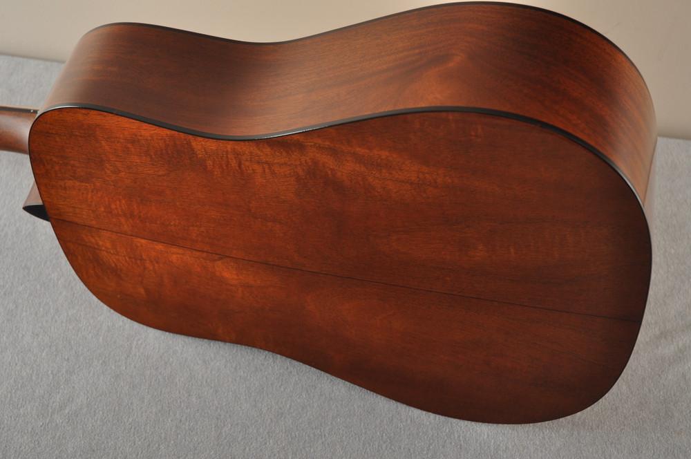 Martin Custom Dread Style 18 GE Adi Sinker Mahogany EVO #2305130 - Back Angle