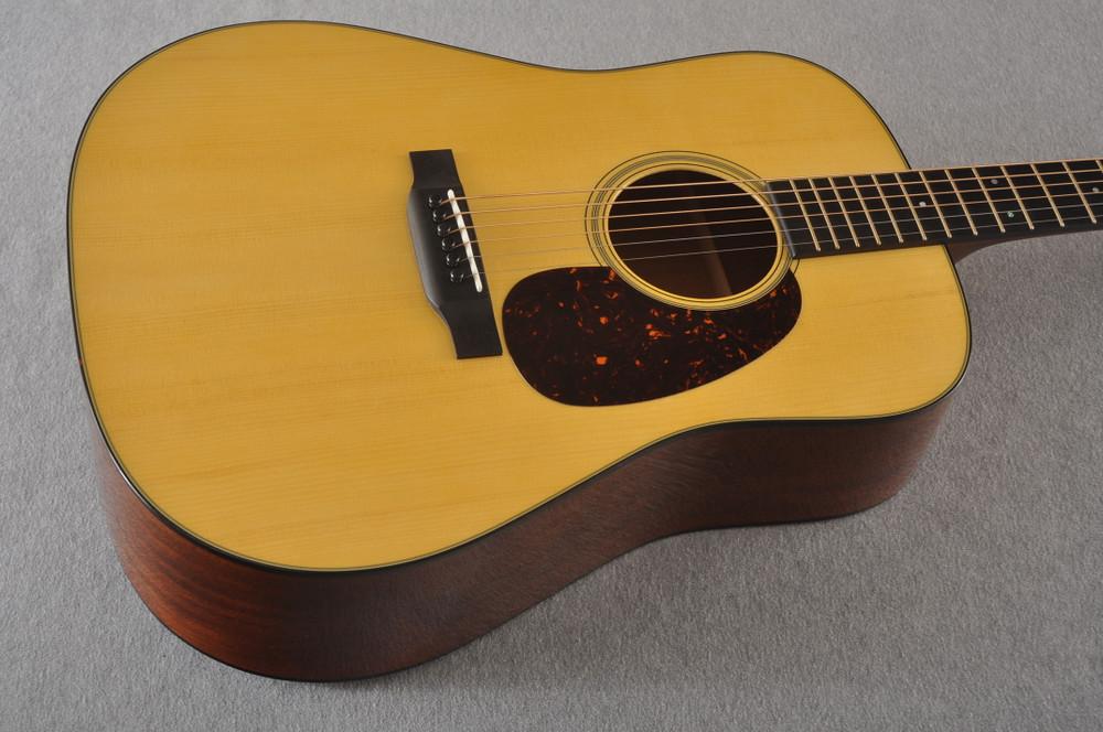 Martin Custom Dread Style 18 GE Adi Sinker Mahogany EVO #2305130 - Beauty