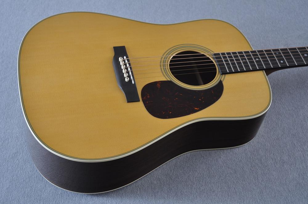 Martin Custom Shop D-28 Dark Indian Rosewood Acoustic Guitar #2210058 - Beauty