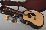 Martin D-28 Modern Deluxe Acoustic Guitar #2282383 - Case