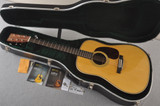 Martin HD-28 Dreadnought Acoustic Guitar #2351532 - Case