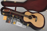 Martin OM-28E Modern Deluxe Fishman Electric Guitar #2345324 - Case