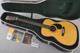 Martin OM-28 Orchestra Model Acoustic Guitar #2354437 - Case