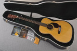 Martin OM-28 Orchestra Model Acoustic Guitar #2360640 - Case