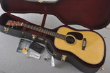 Martin Custom HD Style 28 Adirondack Dreadnought #2371543 - Case