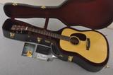 Martin Custom 18 Style Adirondack Mahogany Dreadnought #2371537 - Case
