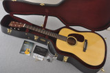 Martin Custom Dreadnought Style 18 GE Adirondack Waverly #2371540 - Case