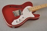Fender Telecaster® Thinline Deluxe Red Vintage Noiseless Pickups