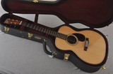 Used 2018 Martin OM-28 Modern Deluxe Acoustic Guitar #2246096 - Case